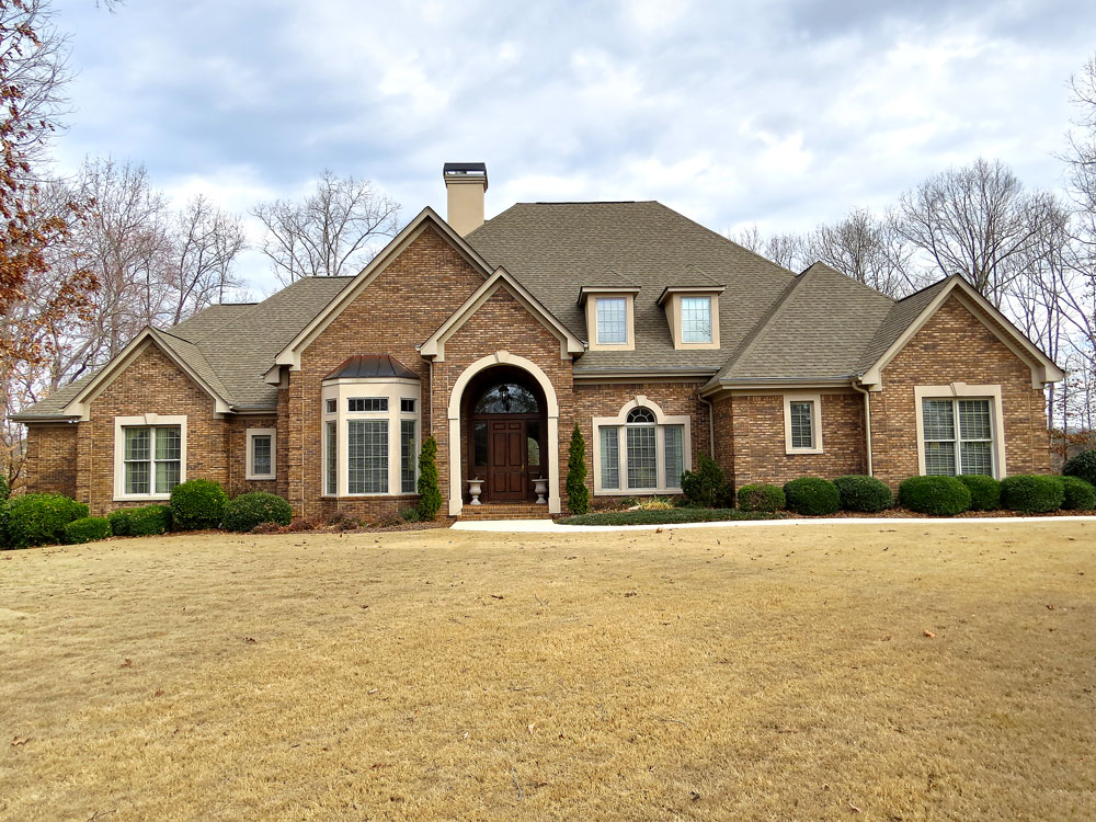 Golf home in Royal Lakes
