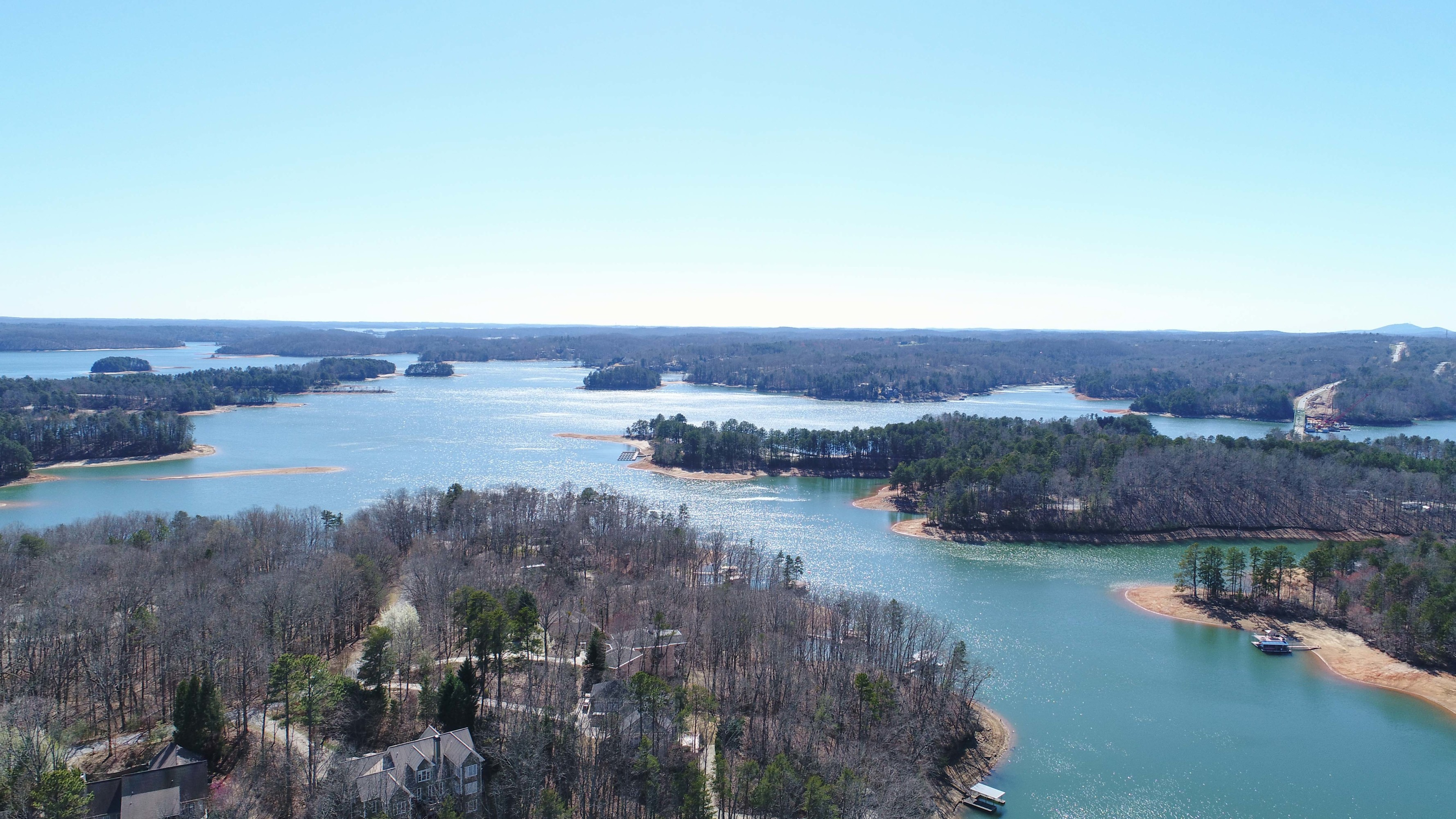 Party on Lake Lanier, 3424 Banks Mountain Place