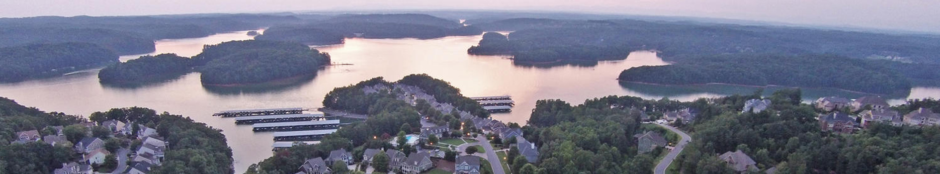 Harbour Point on Lake Lanier