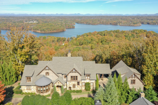 Homes for sale on Lake Lanier