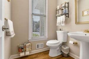 3452 Marina Crest Drive Powder Room