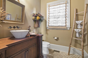 3705 Harbour Landing Drive home for sale in Harbour Point Powder Room
