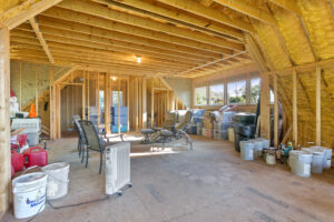 3705 Harbour Landing Drive home for sale in Harbour Point Insulation