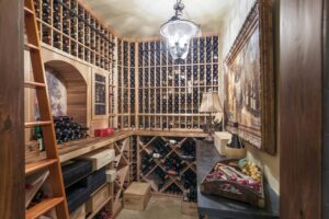 3766 Harbour Landing Drive home for sale in Harbour Point Wine Cellar