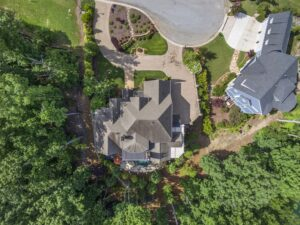 3766 Harbour Landing Drive home for sale in Harbour Point Arial