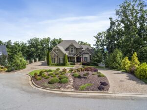 3766 Harbour Landing Drive home for sale in Harbour Point Curb Appeal