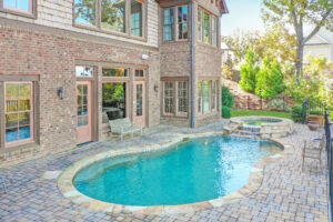 3705 Harbour Landing Drive home for sale in Harbour Point Pool