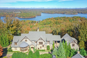 3705 Harbour Landing Drive - home for sale on Lake Lanier in Harbour Point