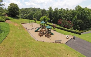 HARBOUR POINT on Lake Lanier - playground