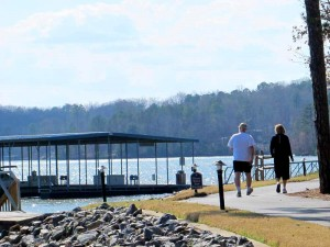 HARBOUR POINT on Lake Lanier - marina